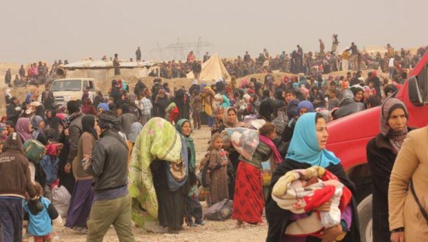 معاناة نازحي الموصل .. «انتقام مقنع»