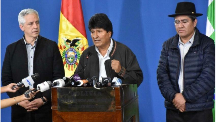 انقلاب أم استقالة؟.. فراغ السلطة في بوليفيا يتأرجح بين توقيف موراليس واللجوء