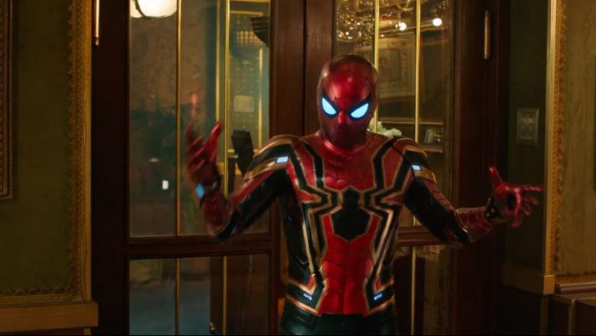 فيديو| Spider-Man: Far From Home.. البطل الخارق يعود لإنقاذ صاحبه