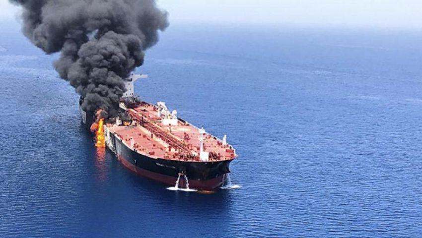 بعد استهداف ناقلتين..هل بدأت حرب النفط في الخليج؟