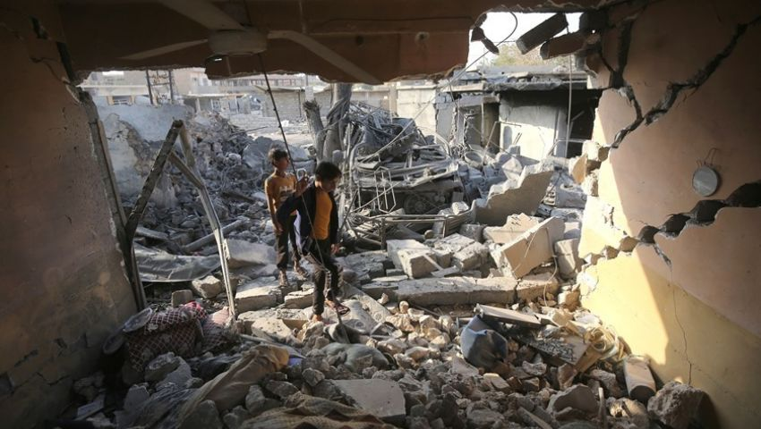 بعد مقتل العشرات من المدنيين.. النجيفي يطالب بوقف معركة الموصل