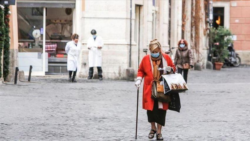 فيديو وصور| مع 4 آلاف وفاة.. «جائحة» كورونا تُغير وجه إيطاليا