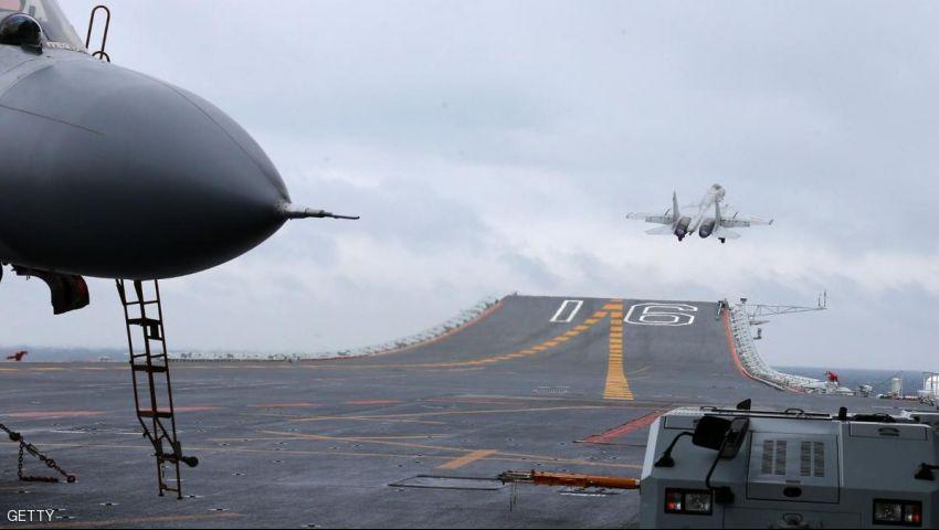 تقرير: الصين يمكنها نشر طائرات حربية على جزر صناعية بأي وقت