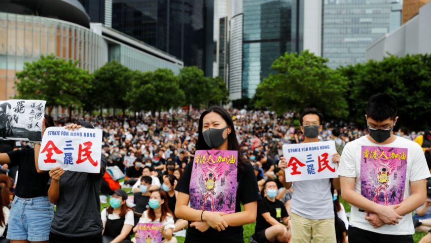 هونغ كونغ ترضخ للمحتجين وتسحب القانون المتسبب في الأزمة.. هل تقبل المعارضة؟