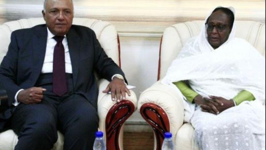شبكة أمريكية: بزيارة وزير الخارجية.. مصر تؤسس لمرحلة جديدة مع السودان