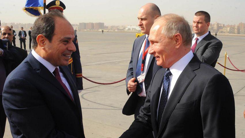 روسيا في قناة السويس.. منافع جمة لموسكو والقاهرة