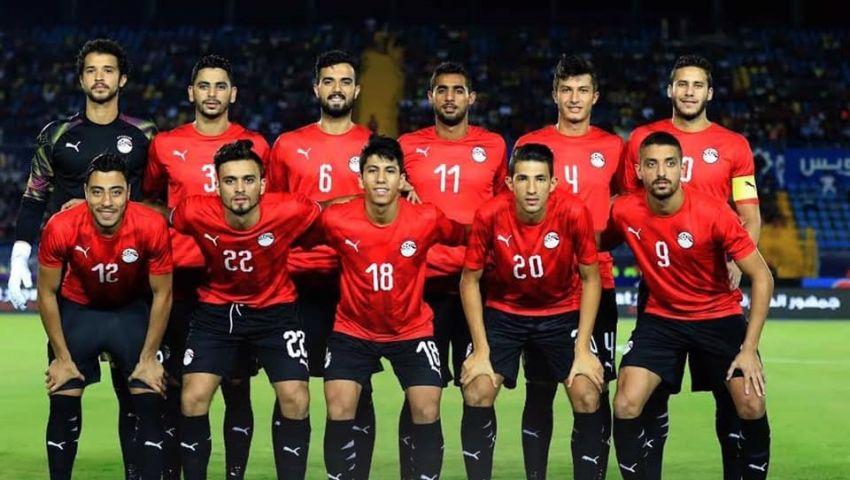 تشكيل المنتخب الأولمبي أمام السعودية.. تواجد عاشور وصلاح محسن