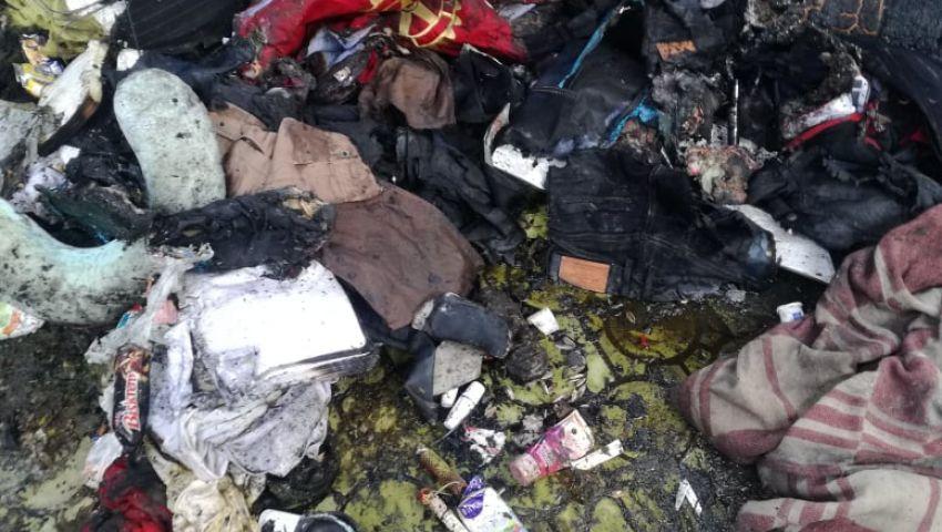 الصحة: خروج 15 من مصابي حادث  قطار محطة مصر بعد تحسن حالتهم