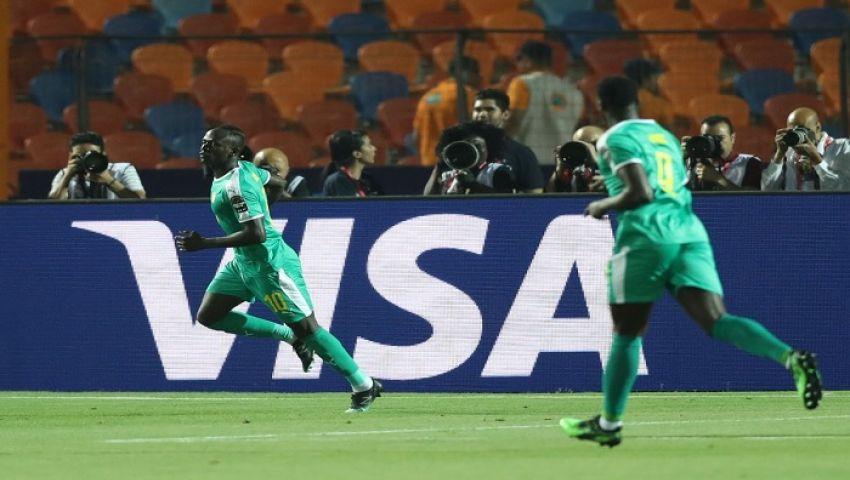 فيديو| ماني يقود السنغال إلى ربع نهائي أمم أفريقيا