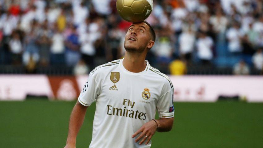 إنفوجراف | أرقام «هازارد» مع «البلوز» بعد انتقاله إلى ريال مدريد