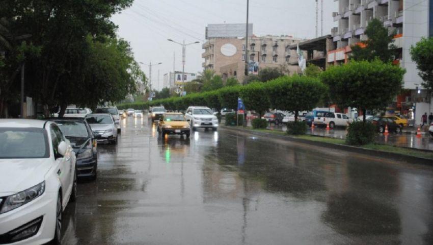 فيديو: تقلبات جوية وأمطار غزيرة.. تعرف على طقس الجمعة 25 أكتوبر