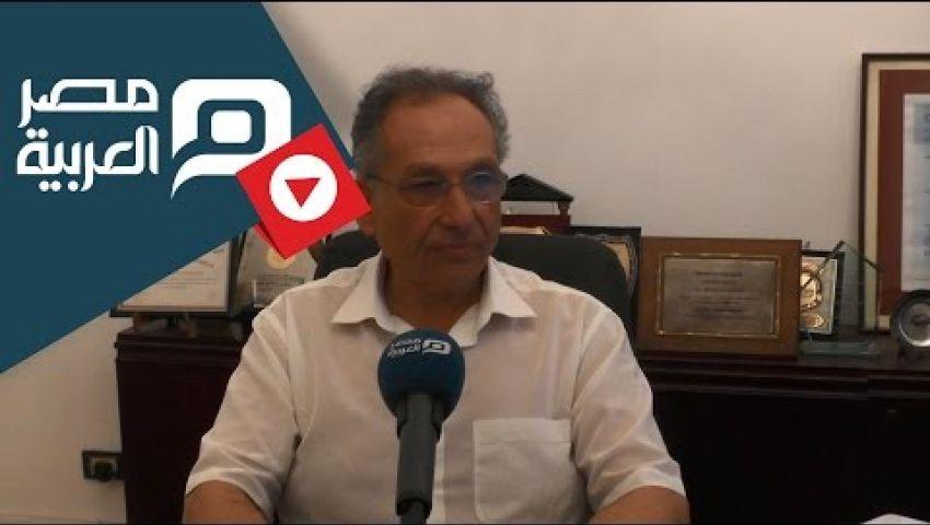 ممدوح حمزة عن العفو الرئاسي للشباب:الناس بتاعتنا لسه مخرجتش