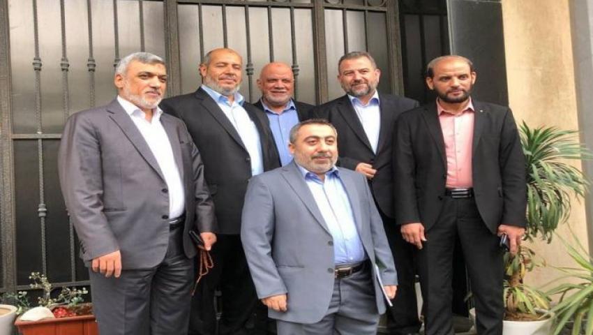 بعد 3 أيام من المباحثات.. تفاصيل زيارة وفد حماس للقاهرة