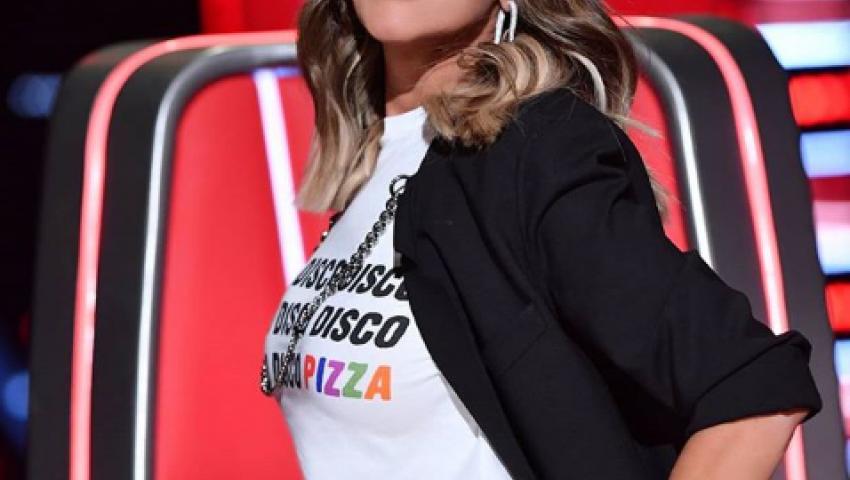 فيديو.. هكذا روجت سميرة سعيد وحماقي لأولى حلقات «The Voice 5»