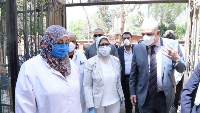 «الصحة» تكشف تفاصيل البروتوكول العلاجي الجديد لكورونا بمستشفيات العزل