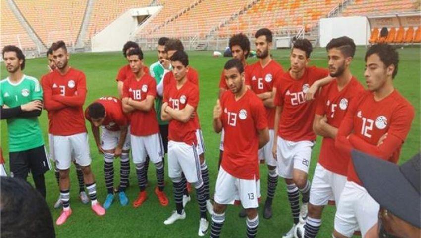 تعرف على التشكيل المتوقع للقاء مصر الأوليمبي وجنوب أفريقيا