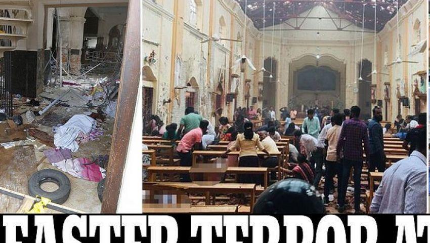 صور  تفجيرات سريلانكا.. 6 هجمات انتحارية تخلف مئات الضحايا