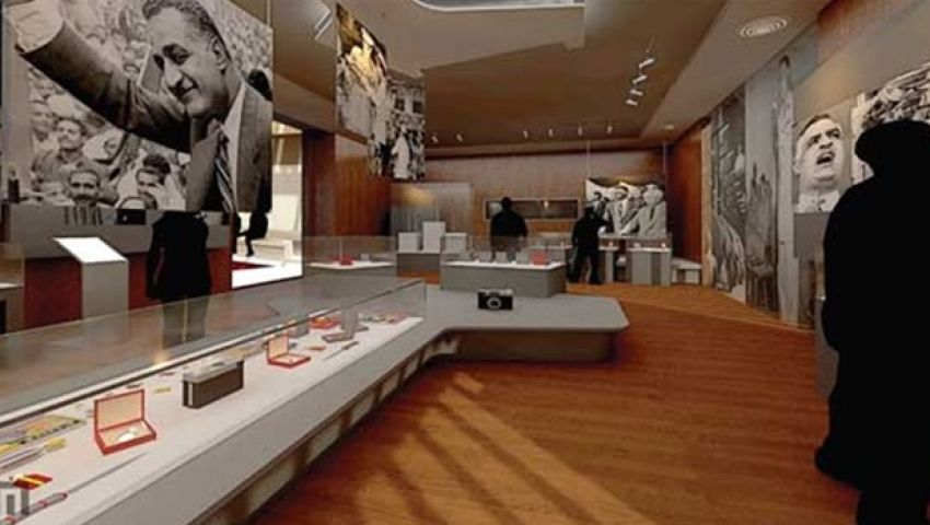 احتفالا بثورة يوليو.. فتح متحف جمال عبد الناصر مجاناً أمام الجمهور