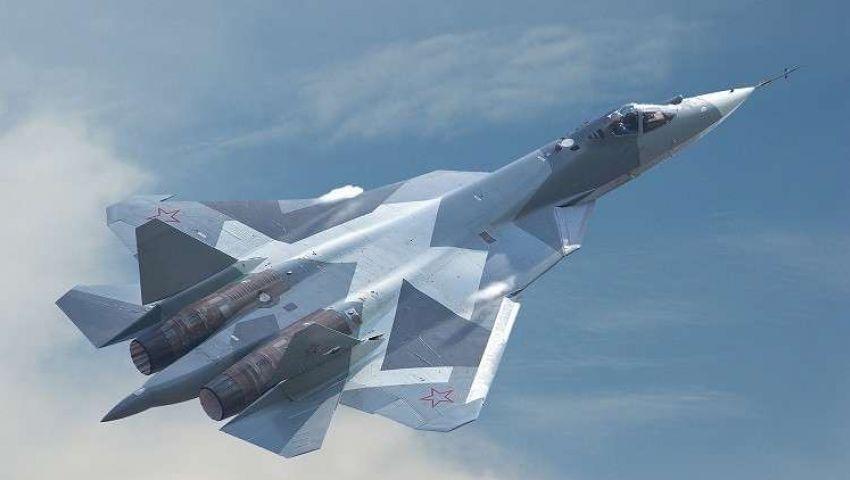 الكشف عن هدف وجود مقاتلات روسية من الجيل الخامس في سوريا