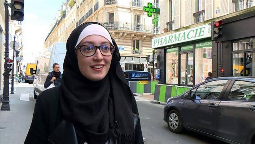حجاب مريم بوجيتو يفضح «ازدواجية» علمانية باريس