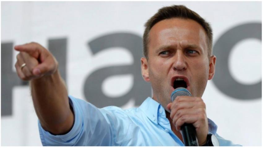 «بيلد»: قضية «نافالني» تؤجج الصراع الأوروبي الروسي