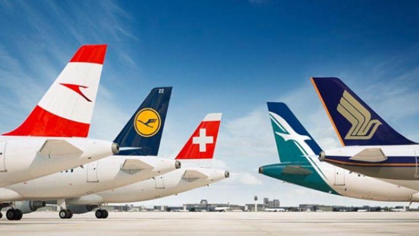 فيديو| شركات الطيران تفقد 66 % من الركاب و75% من الإيرادات