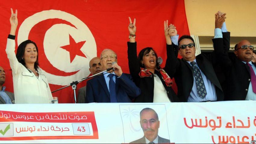 انقسام في حزب «نداء تونس».. انتخاب زعيمين في آن واحد