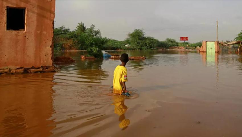 خبير فرنسي: فيضانات السودان تبتلع التاريخ