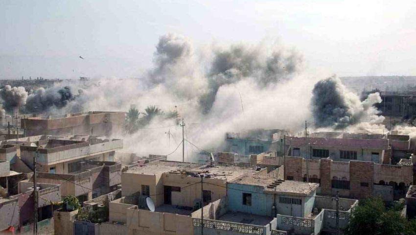 مقتل 16 مدنيا بهجوم صاروخي لداعش شرق الموصل
