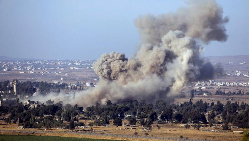 أمريكا تقصف إدلب دون إخطار موسكو وأنقرة.. عاصمة المهجرين تنزف