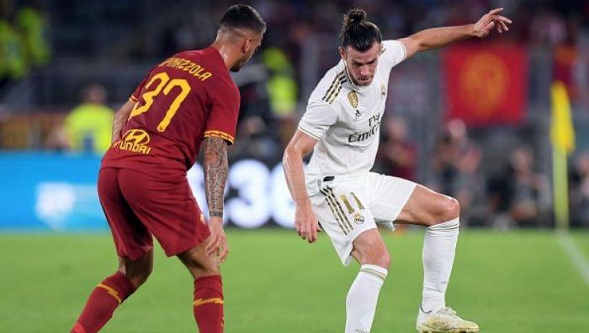فيديو  ريال مدريد يختتم مبارياته الودية بالهزيمة أمام روما