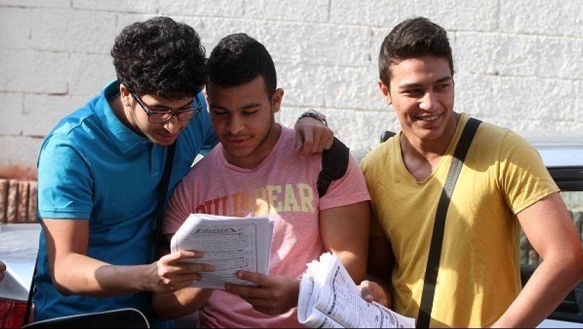 4 حالات غش في خامس أيام امتحانات الدور الثاني للثانوية العامة
