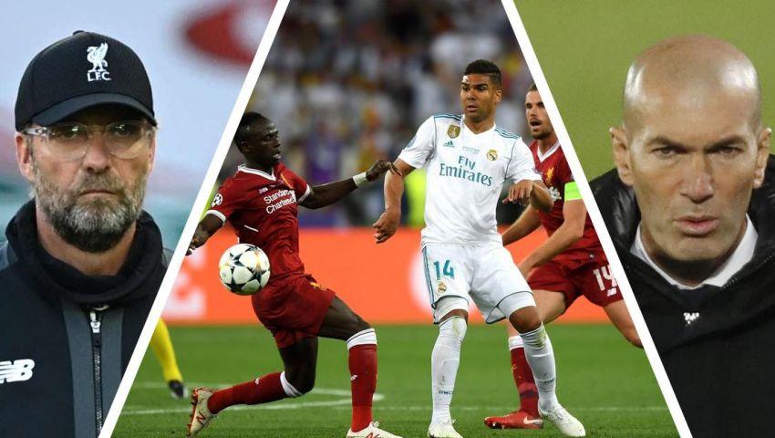 الثأر وتكرار الإنجاز.. عوامل تشعل مواجهة ريال مدريد وليفربول