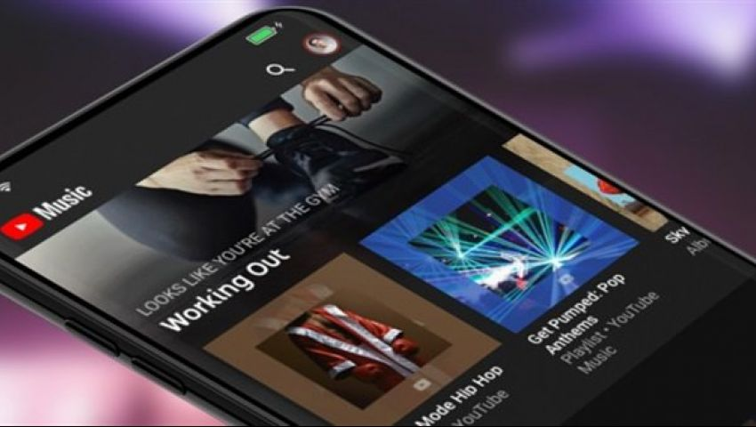 تزويد أجهزة أندرويد الحديثة بتطبيق «YouTube Music»
