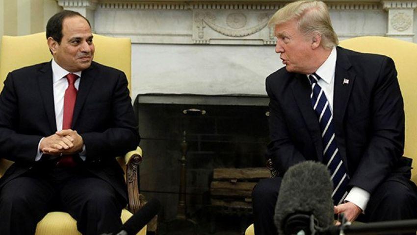 مصادر لرويترز تكشف تفاصيل حجب مساعدات أمريكية عن مصر