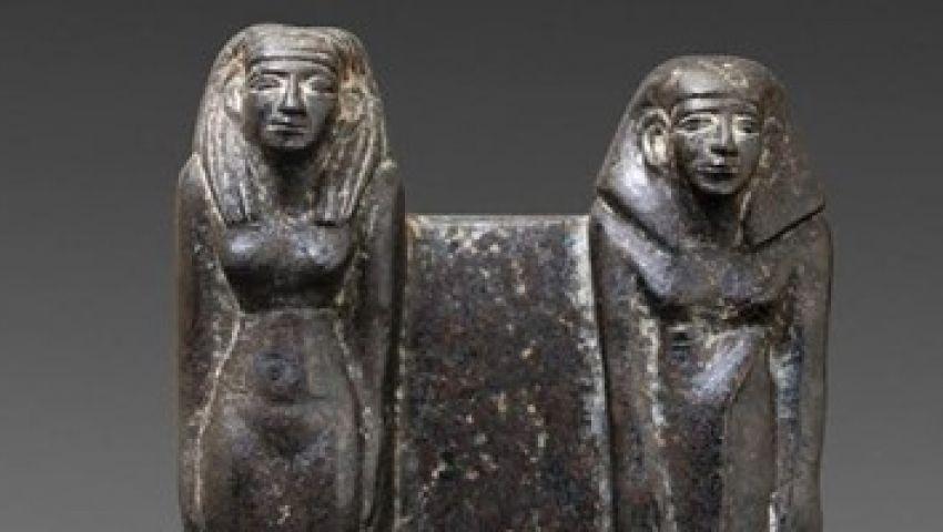 الآثار تسترد تمثالاً فرعونيا من هولندا يعود لـ 4500 عام قبل الميلاد