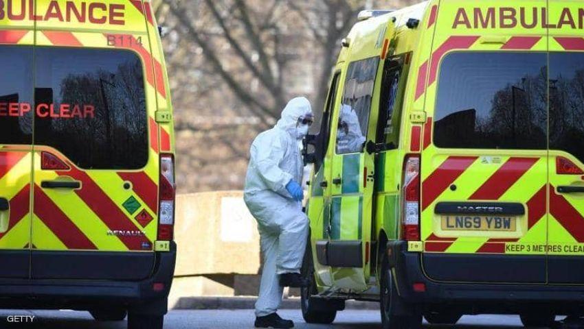 مع ارتفاع إصابات كورونا.. الحكومة البريطانية ترفع مستوى الإنذار