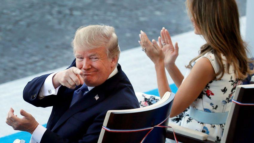 بـ«تحية إلى أمريكا».. ترامب يعد مواطنيه بـ«أكبر الاحتفالات»