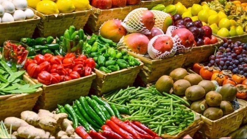 فيديو  أسعار الخضار والفاكهة واللحوم والأسماك اليوم الثلاثاء 5-2-2019