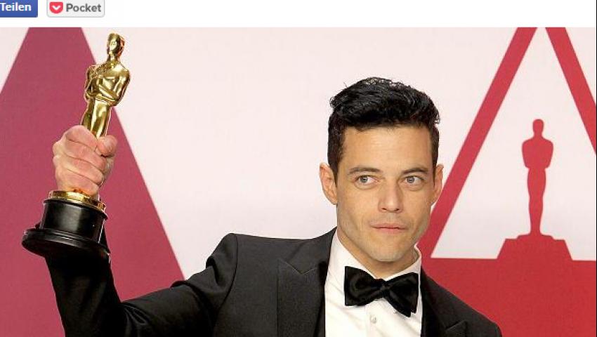 فوكوس الألمانية تكشف تفاصيل دور رامي مالك فى فيلمه الجديد «بوند 25»