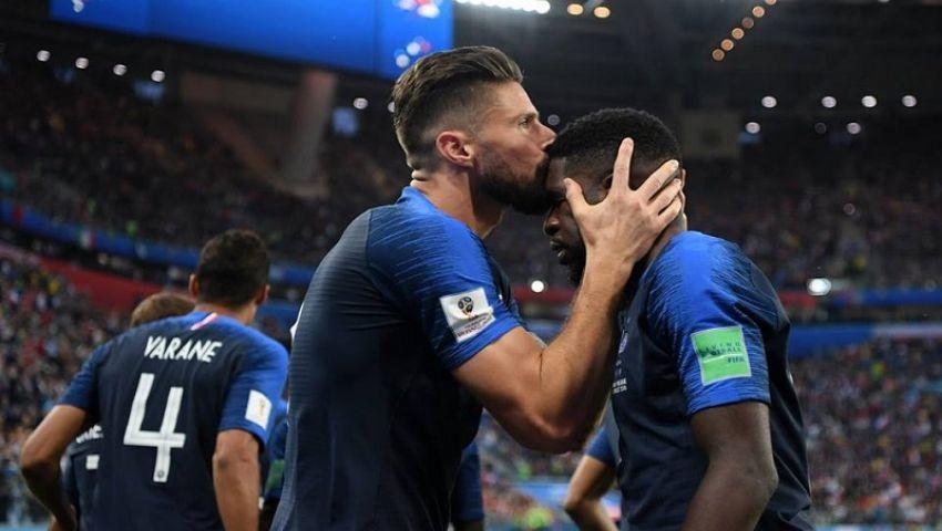 فرنسا توقف الحلم البلجيكي وتتأهل لنهائي المونديال