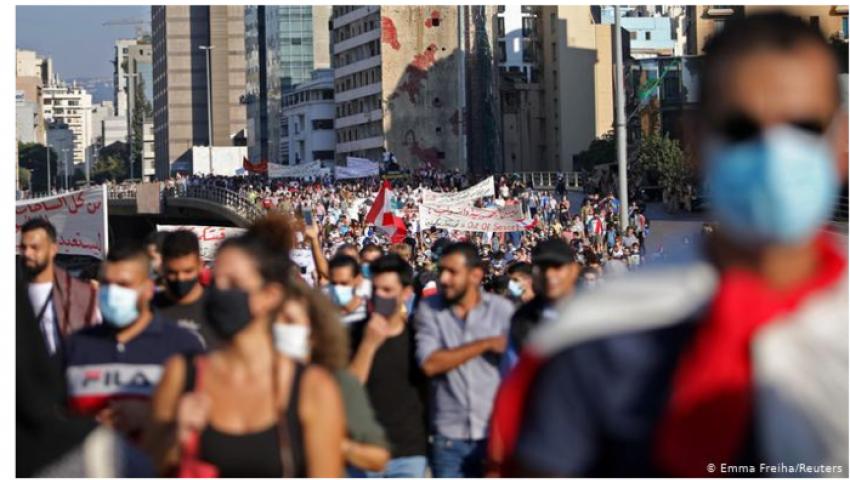 دويتشه فيله: اللبنانيون يخشون الجوع أكثر من «إسرائيل»