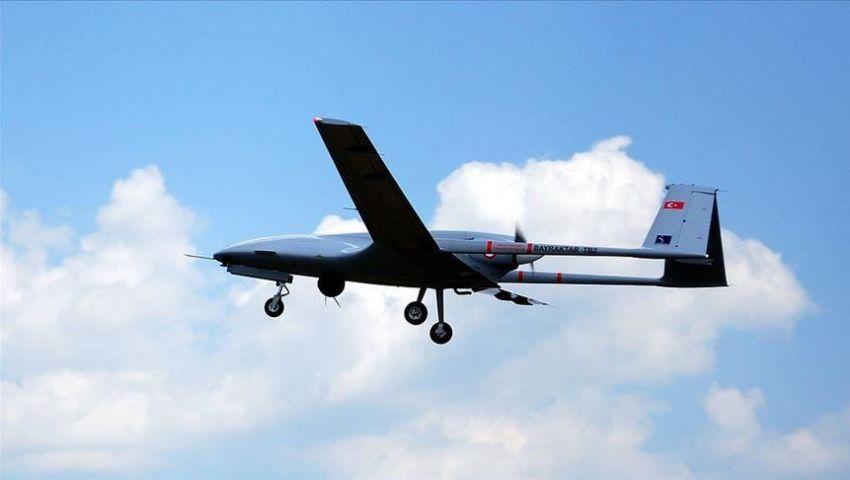 تركيا تطلق طائرات مسيرة فوق المنطقة الآمنة بسوريا
