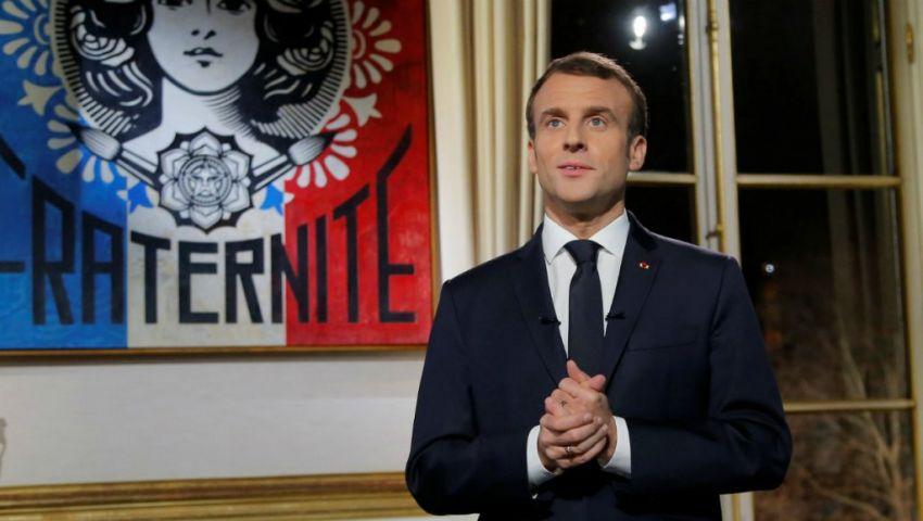 باريس.. ماكرون يتوجه لـ«حريق الكاتدرائية» ويرجئ خطابه المرتقب