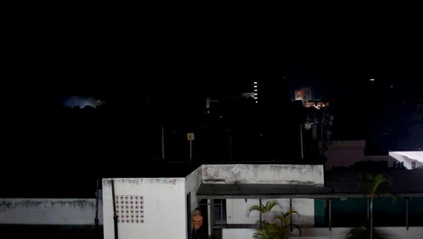 فرانس برس: بسبب الظلام الدامس..  الثلاثاء عطلة في فنزويلا