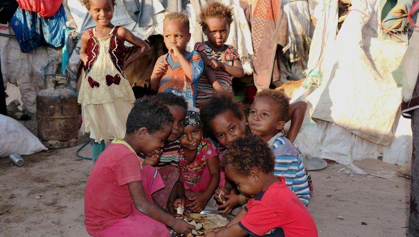 الأمم المتحدة: اليمن على شفا أسوأ مجاعة شهدها العالم منذ عقود
