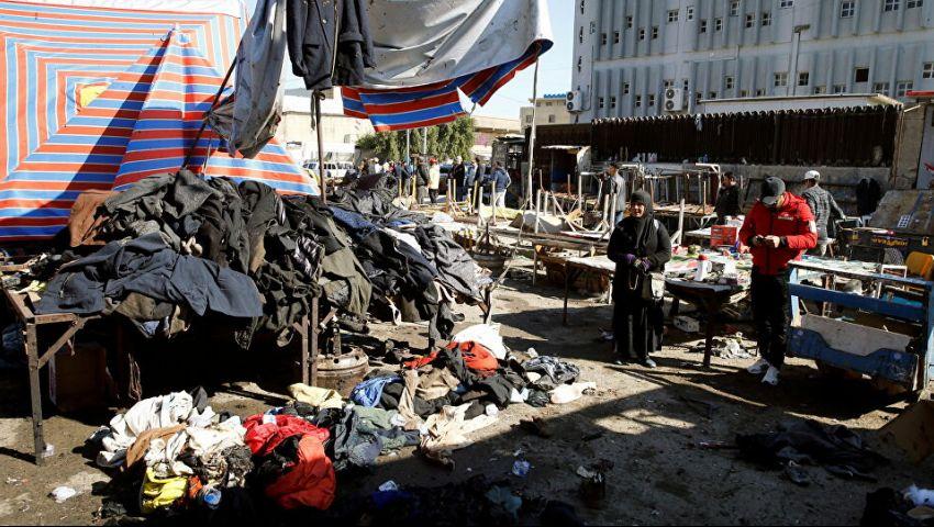 التفجيرات ترعب العراقيين.. لماذا استهدف داعش فقراء بغداد؟