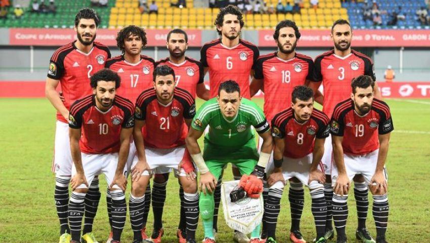 توقعات الجماهير لمباراة مصر وتوجو