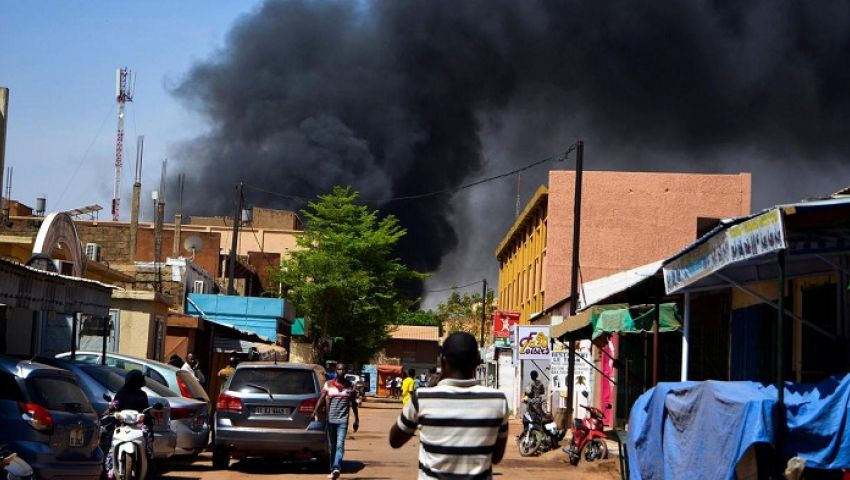 هجوم إرهابي على  كنيسة في بوركينا فاسو.. ومصر تدين الحادث
