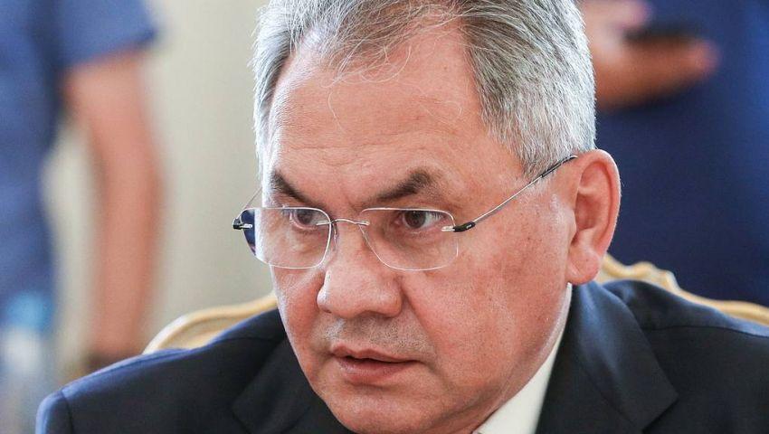 وزير الدفاع الروسي: السيسي والجيش وراء استقرار مصر